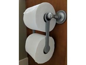 Toilet Paper Extender
