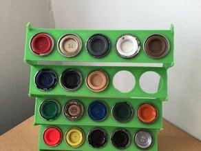 Revell Enamel Color Organizer