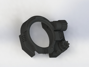 Pip-Boy 3000 Mark IV Moto-360 Shield