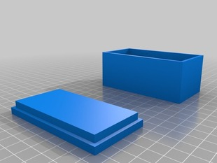 LCD Volt Meter Box