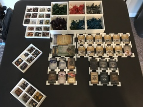modular board game trays