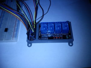 Nano Relay Module Box