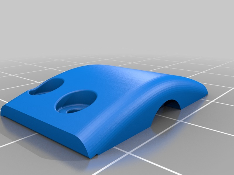 bfe35f52ea5 Logitech G230/G430/G930 ear holder replacement by Dogm - Thingiverse