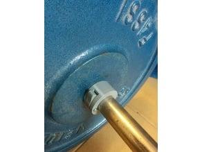 barbell or dumbbell locker 26mm 28mm