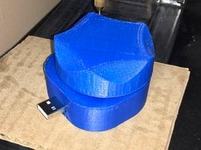 CNC PCB Drill Press - Custom USB Jog Wheel
