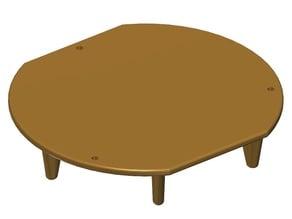 Vapor Bath Table