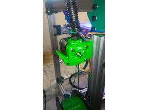 Voron Flex Extruder VSlot with Tube Holder