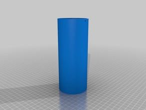 Grabvase (versenkbar) / Grave Vase (retractable)