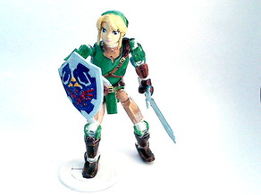 poseable Link
