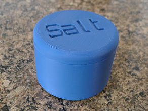 Salt Cellar / Keeper