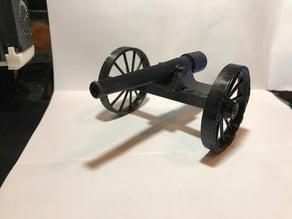 Parrot Field Cannon