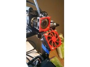 MakerGear M2 V4 Fan Assembly