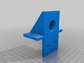 Hypercube Z Motor Mount For 4040 Profile
