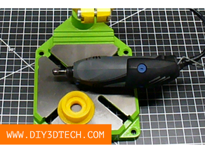 Dremel Milling Machine Adapter!