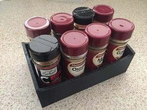 Aussie Spice Rack (Basic)