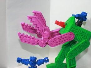 ModioMech - Gripper Arms