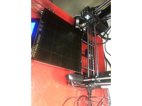 XZ axis Prusa i3 MK2S Logitech C310 mount