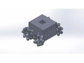 Mecanum Wheel Robot Frame-WIP