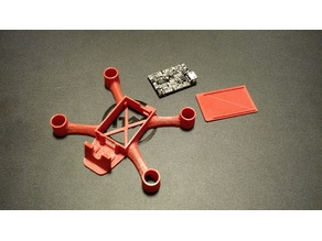 88mm Micro brushed fpv drone frame