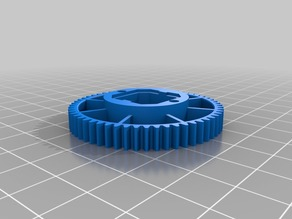 32dp/0.8 mod spur gear for OpenRC Truggy