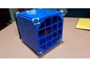 FLSun I3 Plus - Modular Electronics Box (WIP)