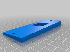 Ring.com Customizable Doorbell Wedge Mount