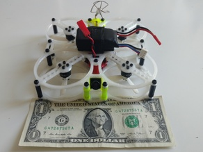 DJ105, 105mm brushless quadcopter
