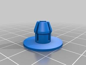 Plastic Clip for 306 peugeot