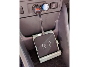 Qi Wireless Phone Charger (Prius V Compatible)