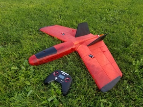 "36"" Northern Pike RC Airplane (It Flies!)"