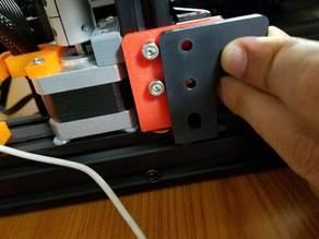 Ender 3 shorter Z-stop limit switch bracket