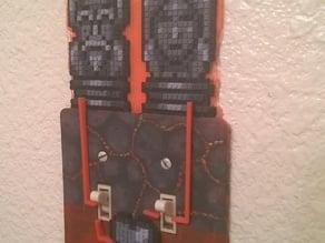 Terraria Statue Switch Plate Cover 2