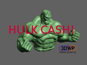 Hulk Piggy Bank