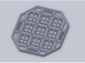 Hive World Industrial Terrain Platforms Upgrade