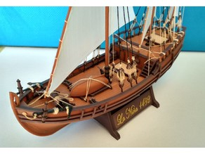 Columbus caravel Nina (1492)