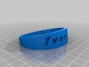 yvonne Customized Bracelet