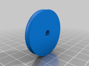 Fly screen roller tool