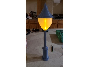 Street light (no supports needed)