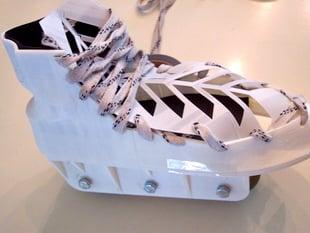 Custom Rollerblades 3D Printed