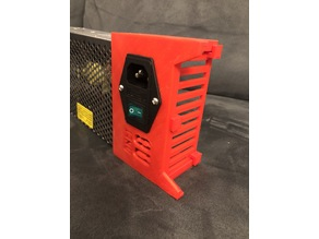 Anet A8 Power Supply Bottom Cover for Cover with Switch