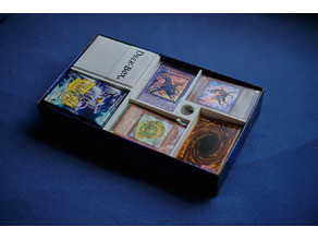 Yugioh Box Card Spacers