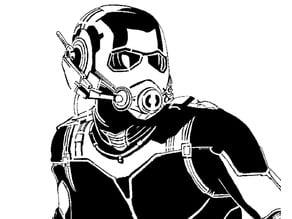 Antman Stencil