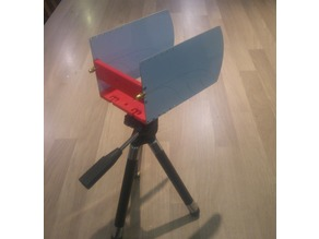 Tripod mount for Ultra-wideband antenna