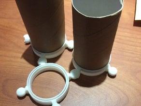 ToRoMoS -Toilet roll modular system
