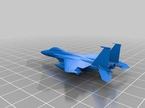 US F-15C Fighter