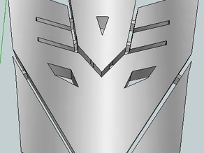 Decepticon Face