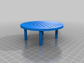 93mm grate with 30mm legs