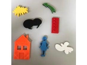 Objetos Visual Thinking