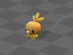 Torchic Doll - Pokémon