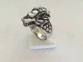 direwolf ring